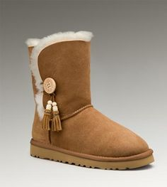 UGG Womens Bailey Charm Chestnut $160 : UGG Outlet, Cheap UGG Boots Outlet Online, 50%-70% Off!
