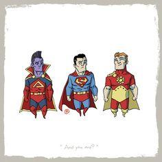 ( Marvel x DC ) Gladiador x Superman x Hyperion Thanos Marvel, Marvel Dc Comics, Marvel Vs, Marvel Heroes, Superman, Batman, Solomon Grundy, Aquaman, Hulk