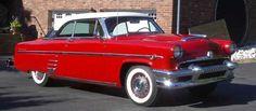 1954 Mercury ....