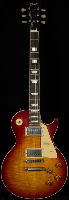 Gibson Custom Shop 2018 Historic Collection 1959 Les Paul Standard - VOS Vintage Cherry 8.19 lbs