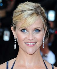 Reese Witherspoon Hairstyle - click to view hairstyle information  Great Updo hair style