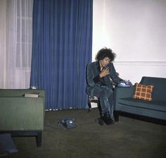 Jimi Hendrix was such a bad tenant, Ringo evicted him