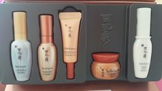 SULWHASOO Anti-Aging Care kit 5Items Ginseng Renewing K-Beauty #AMOREPACIFIC