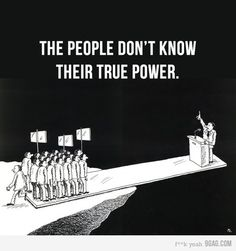 Gran metáfora sobre la fuerza grupal.. :-P #politica2cero