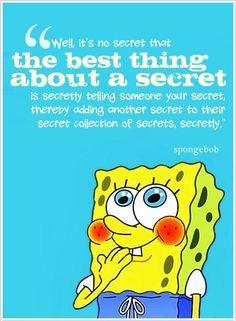 Spongebob Quotes Spongebob Quote  All Things Sponge  Pinterest  Detail .