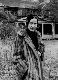 What to wear when you're gardening.  Favorite movie!!!!!! Grey gardens!!!