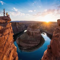 Horseshoe Bend, Arizona | 31 Cheap Road Trips You Need To Make If You Want To Explore On A Budget