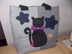 Cat   Bolsa nova para viajar!!!