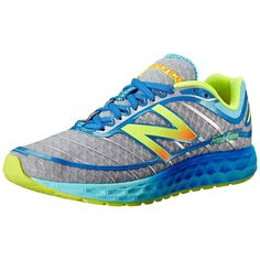 13deb0c7c547 New Balance Women's W980V2 Fresh-Foam Boracay Running Shoe