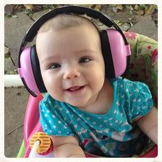 Baby Banz Earmuffs Review & Giveaway #2014HolidayGiftGuide