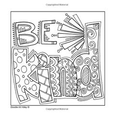 Imagination Will Take You Everywhere: Coloring Book (Doodle Art Alley Books) (Volume Dance Coloring Pages, Quote Coloring Pages, Coloring Pages Inspirational, Doodle Coloring, Colouring Pages, Printable Coloring Pages, Adult Coloring Pages, Coloring Sheets, Coloring Pages For Kids