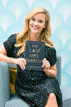 Reese Witherspoon's Book Picks I have now read 4 of these. All awesome! The Last Mrs Parrish, The Lying Game, The Woman in cabin In a Dark Dark wood I Love Books, Great Books, Books To Read, My Books, Reading Books, Reading Lists, Reading Time, Reading Habits, Teen Books