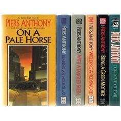 Piers Anthony - Incarnations of Immortality