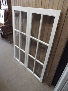 Antique Cabinet Doors 36x48 2 pairs available