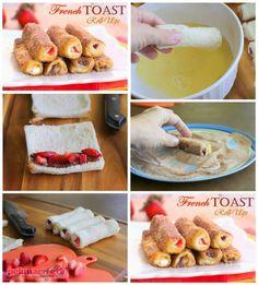 Fırında çilekli avcı böreği tatlısı | Mutfak | Pek Marifetli!