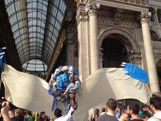 Performance n. 2 Manifestazione #25aprile Milano
