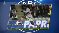 Peguy Luyindula scored an amazing goal against FC Nantes on February 7, 2009