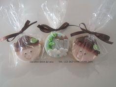 Cupcakes e Doces da Liana: biscoitos João e o pé de feijão