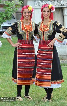 Кюстендилска носия, България