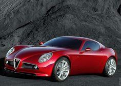 2004 Alfa Romeo 8C Competizione