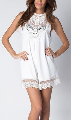 White Tunic / Dress