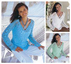 Motif for crochet tunic| Designer free crochet patterns, tutorials