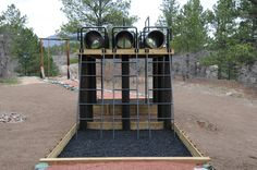 Military Obstacle Course | design drawings for three new obstacles on the cadet obstacle course ...