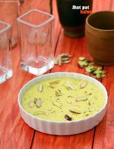 Jhat-pat Halwa recipe