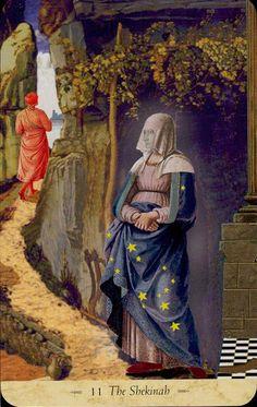 The Grail Tarot-11