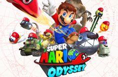 Super Mario Odyssey  Crítica del videojuego - Cine Premiere
