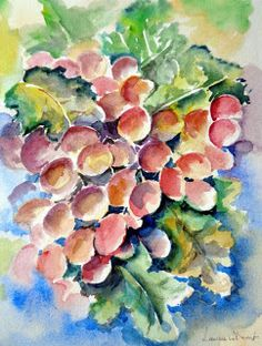 LAURA CLIMENT Gardens, Painting, Art, The World, Brush Strokes, Watercolors, Painting Art, Garden, Paintings