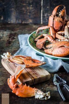 4-Ingredient Salt and Pepper Mud Crabs | Chew Town Food Blog