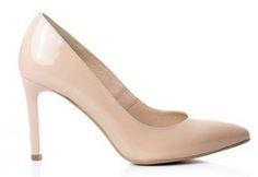 Buty KOTYL Różowe Lakier wz.7267 Pumps, Heels, Fashion, Heel, Moda, Fashion Styles, Pumps Heels, Pump Shoes, High Heel