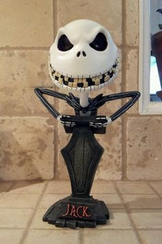 RARE 2002 Nightmare Before Christmas. L want it to put near the alarm clock or in the bathroom.