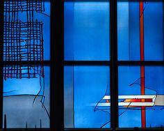 Mainzer Dom Window: JOHANNES SCHREITER