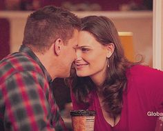 Booth and Bones Fan Art: Love John Francis Daley, Emily Deschanel, David Boreanaz, Bones Booth And Brennan, Tv Show Couples, Being Human Uk, Seeley Booth, Temperance Brennan, Bones Tv Show
