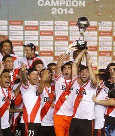 River Plate. Campeón Copa Sudamericana.