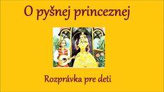 O pyšnej princeznej - audio rozprávka pre deti Songs, Song Books
