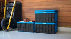 Collapsible Crates - CleverMade