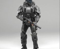 Halo ODST Armor Build