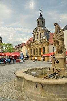 Bayreuth, Bavaria_ Germany