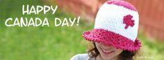 My Little Sunshine Summer Hat with Maple Leaf Applique PDF Crochet Pattern by IraRott Inc.