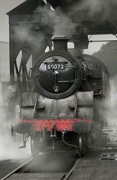 /by 2c #flickr #steam #engine #Train