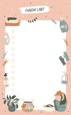 Hygge weekly planner and to do list with... Premium