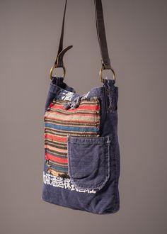 Vintage Maekake Side Bag – J AUGUR DESIGN