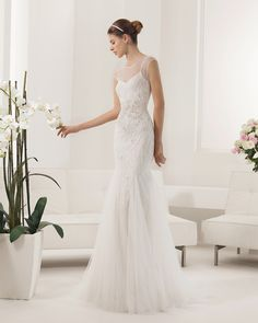 8B203 PADOVA | Wedding Dresses | 2015 Collection | Alma Novia