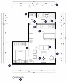 Floor Plan View: JUL2016   Diploma Of Interior Design U0026 Decoration   Termu2026