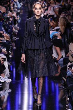 Elie Saab Autumn/Winter 2017 Ready to Wear Collection | British Vogue