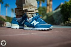 New Balance 574 'Babe The Blue Ox'