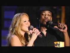 HD - Mariah Carey -  I 'll Be There Live Save The Music 2005